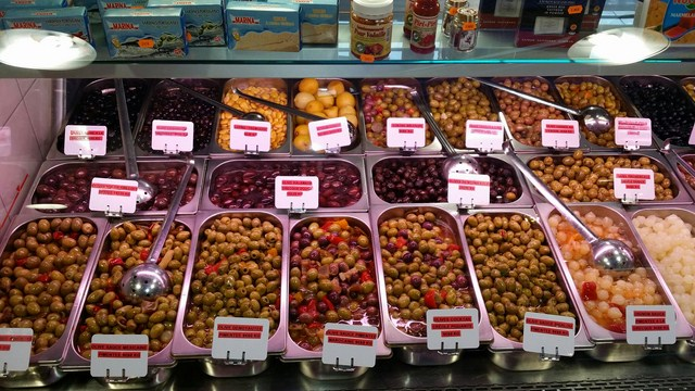 Vente d'olives Amiens (80)
